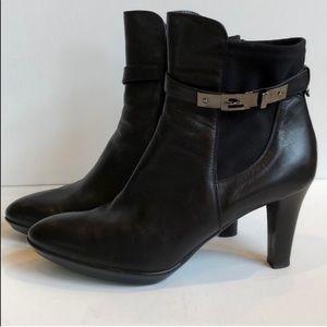 Aquatalia Leather Boots